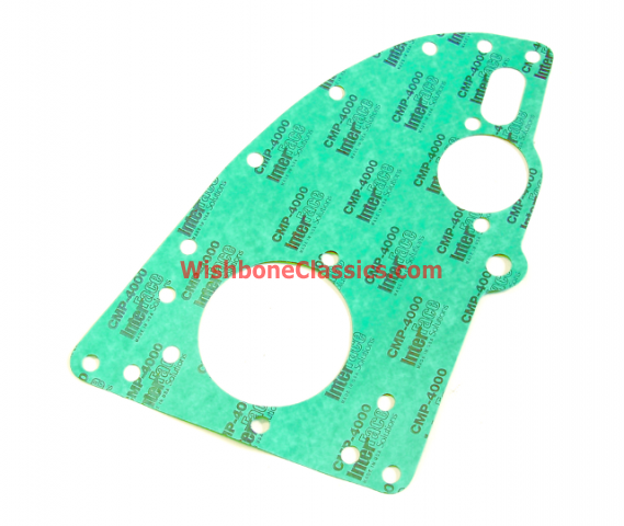 WBC Front Engine Plate Gasket (non-asbestos, USA material