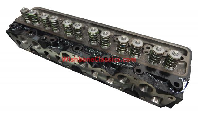 Cylinder Head Assembly Rebuilt By Wbc Triumph Gt6 Tr250 Tr6
