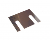 Shim, Stainless Steel, Rear Trailing Arm Bracket - TR4A TR250 TR6