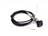 Choke Cable, Multi-Strand Wire -  Triumph TR250, TR6