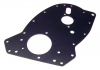 Front Engine Plate, Aluminum with Hard Coat - Triumph GT6 TR250 TR6
