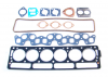 Gasket Set, Head (72-76, Recessed Bore), Payen - Triumph TR6