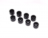 Upper Front A-Arm Bushing Kit, Poly - TR4A TR250 TR6