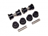 Trailing Arm Bushing Kit, Poly - TR4A TR250 TR6