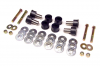 Nylatron Bushing Kit, Rear Trailing Arms - Triumph TR4A-IRS TR250 TR6