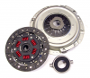 Clutch Kit, 3pc, Borg & Beck - MGB