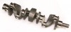 WBC Lightened Nitrided OE Crankshaft - Triumph TR250 TR6