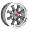 Rewind Alloy Wheel - TR4A, TR250, TR6