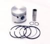 Piston Set, AE - Triumph TR250 TR6