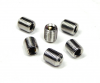 Air injection rail plug set (stainless steel) - Triumph TR6 (North America, 75-76)