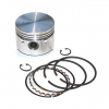 Piston & Ring Set, County - Triumph TR250 TR6